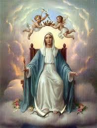 Jomfru marias opptagelse