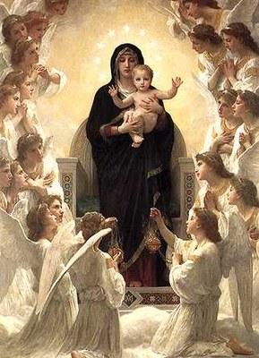 Jomfru Marias opptagelse i himmelen