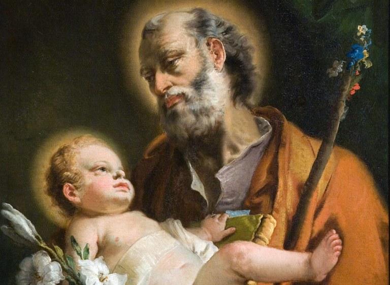 Den Helliger Josef